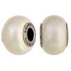 Swarovski Bead 5890 Becharmed 14mm Crystal Pearl Cream
